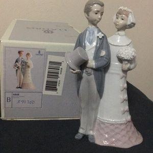 Lladro Wedding #4808